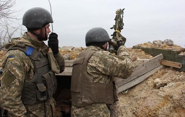 Штаб: сепаратисти застосували артилерію