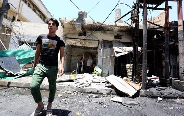 Вибух у Багдаді: вісім людей загинули