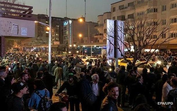 ЗМІ: Під час протестів в Ірані загинули 25 людей