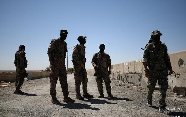 У Сирії коаліція створить  сили безпеки кордону