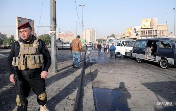 Из-за теракта в Багдаде погибли 25 человек