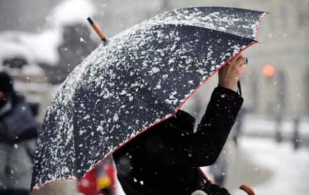 В Україну йде відлига і сильні опади