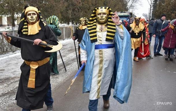 Маври, фараони і Коза: старий Новий рік в Україні