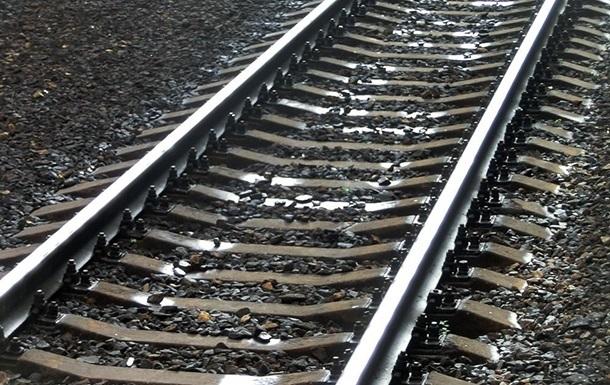 У Харківській області поїзд на смерть збив чоловіка
