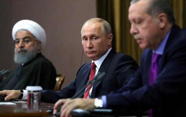 19-20 січня 2018 року. Встановлення протекторату над Сирією
