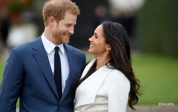 Про принца Гаррі і Меган Маркл знімуть фільм