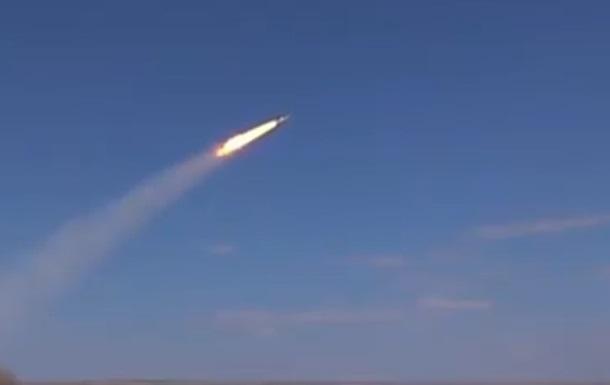В Украине успешно испытали ЗРК Печора