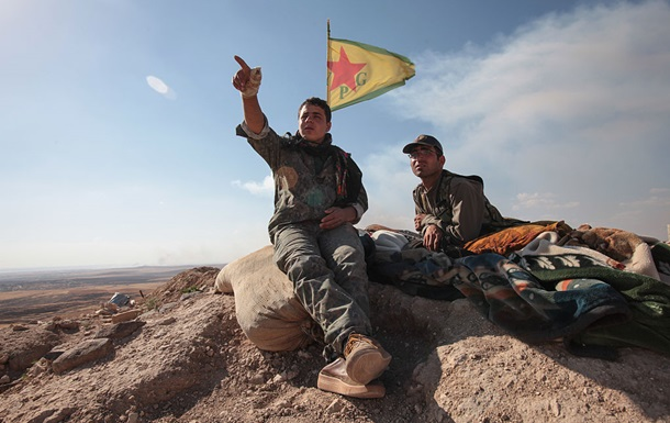 США таємно поставили сирійським курдам зброю - ЗМІ