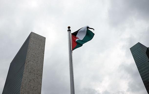 Палестина відмовляється визнавати Ізраїль державою