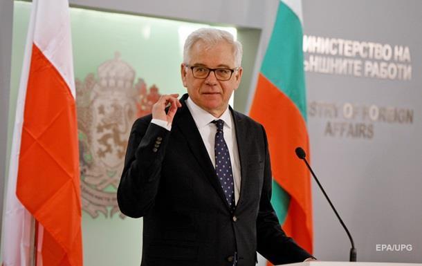 В МИД Польши уволят всех выпускников московских вузов - СМИ