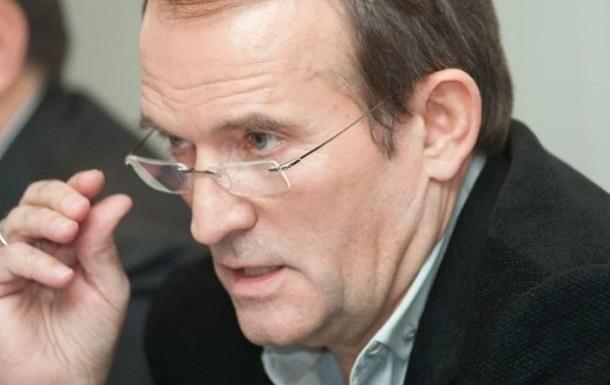 Медведчук: Не нуждаюсь в благодарностях ни Порошенко, ни Геращенко
