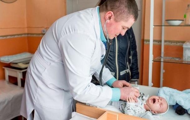 В Украине 86% больных корью не были вакцинированы