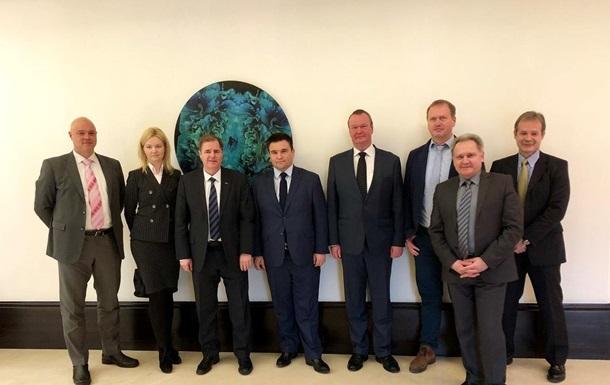 Клімкін: Німецький бізнес цікавиться Україною