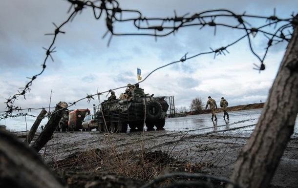 Штаб АТО зафіксував три порушення перемир я з боку супротивника