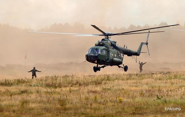 У Колумбії розбився військовий вертоліт: загинули десятеро людей