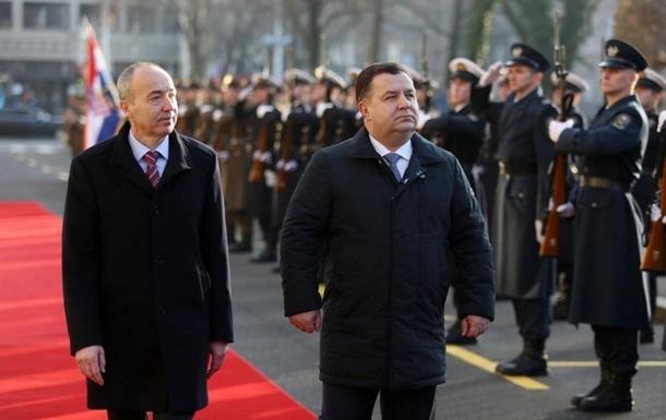 Хорватія допоможе Україні з реформами в ЗСУ