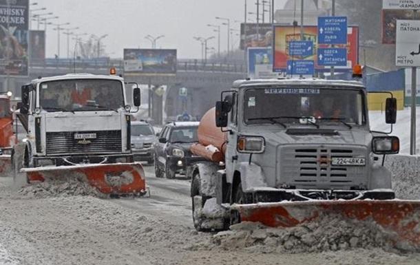 В Киев ограничили въезд грузовиков