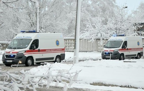 Во Львовской области за двое суток от переохлаждения умерли четверо