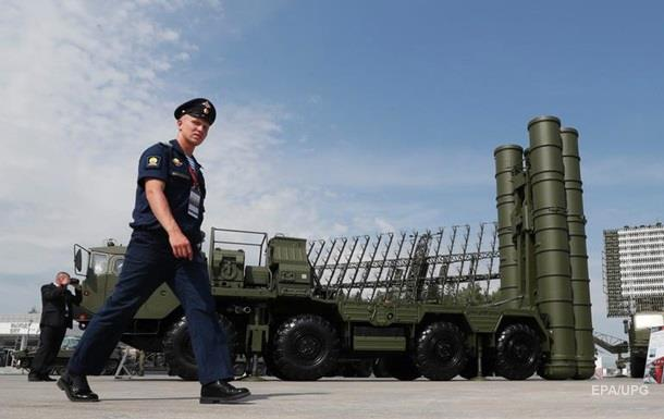У США незадоволені новим дивізіоном С-400 у Криму - ЗМІ