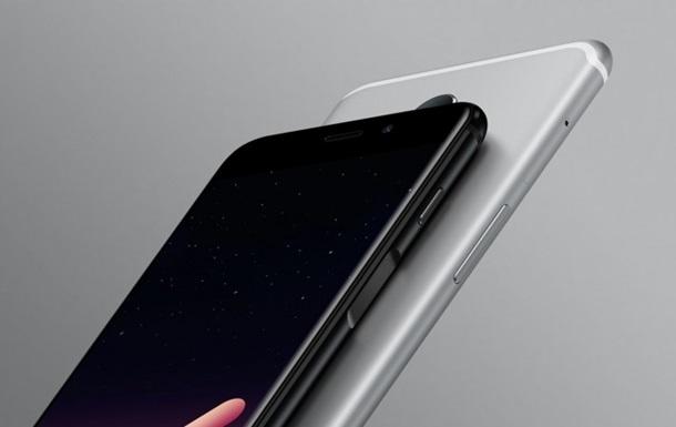 Meizu показала свій перший повноекранний смартфон