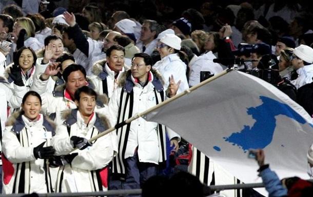 КНДР и Южная Корея объединились. Олимпиада-2018