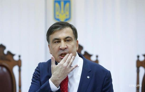 Саакашвілі заявив про прискорення суду щодо депортації
