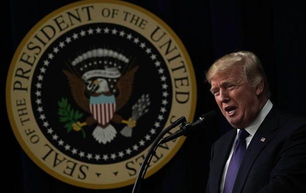 Трамп поскаржився на жирну їжу в Білому домі
