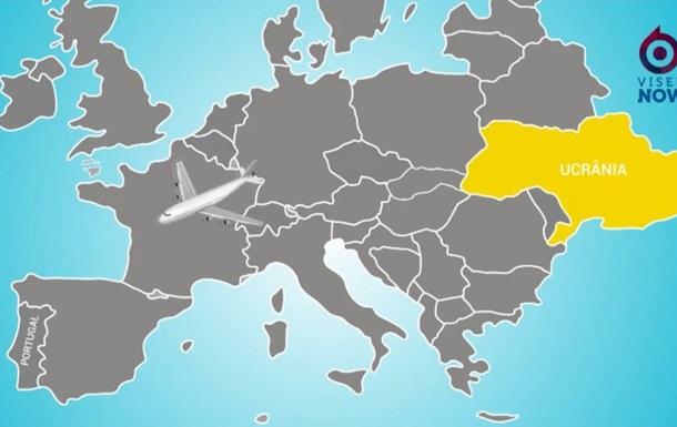 У Португалії опублікували карту України без Криму