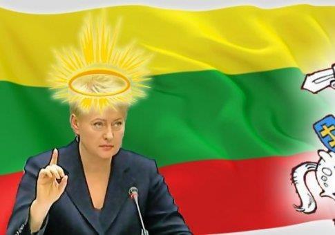 США и Литва: народу – «нет», а войне – «да»!