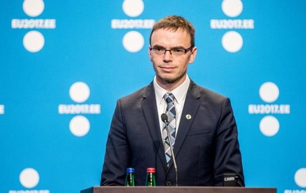 Естонія помилково потрапила до списку офшорних зон України