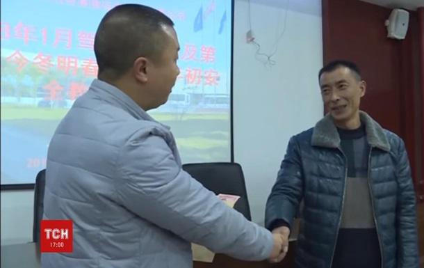 У Китаї водій автобуса дивом врятував пасажирів