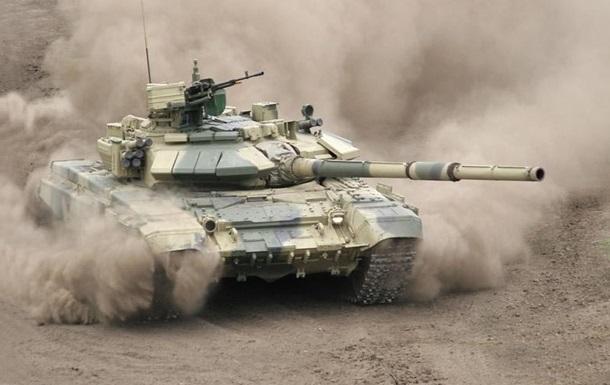 В России танк задавил военного на полигоне