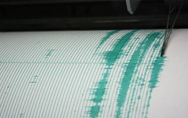 У берегов Камчатки произошло сильное землетрясение