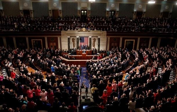 Палата уполномоченных конгресса США одобрила кратковременный бюджет