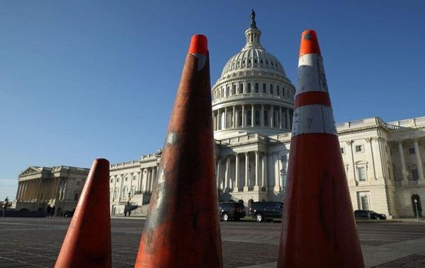 ВСША закончились средства нафинансирование федеральных ведомств