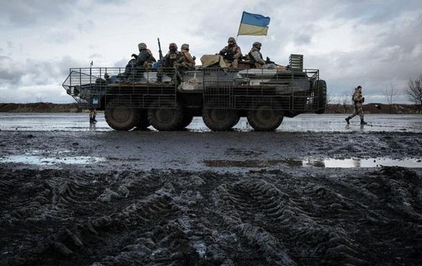 Позиции ВСУ дважды обстреляли на Донбассе