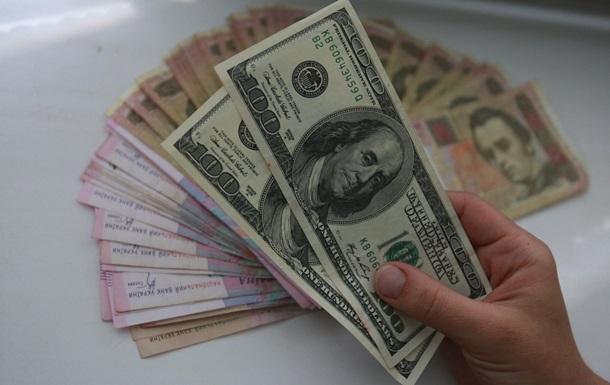 В киевских обменниках подорожала валюта