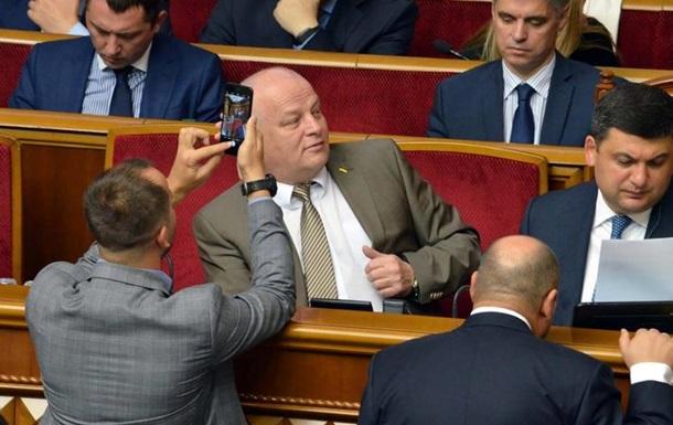 Кубив прокомментировал торговлю с Донбассом
