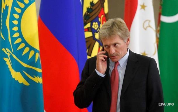 В Кремле отреагировали на перенос  Минска