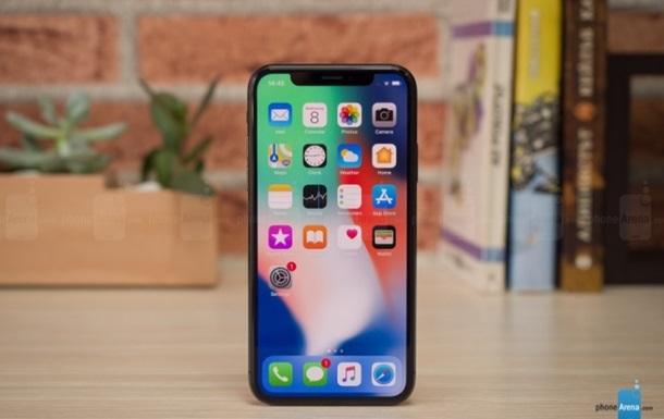 Попит на iPhone X не виправдав очікування - ЗМІ