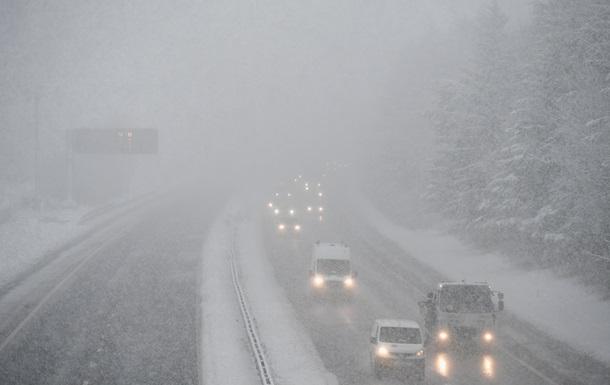 На юго-востоке Украины объявили штормовое предупреждение