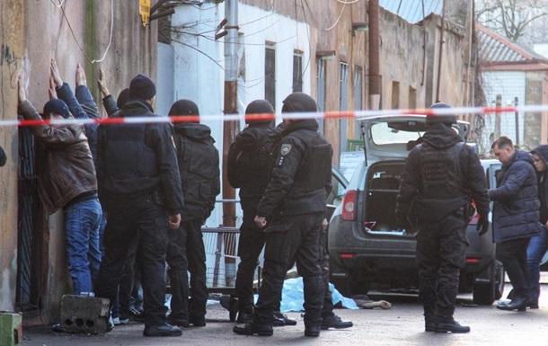У центрі Одеси застрелили чоловіка