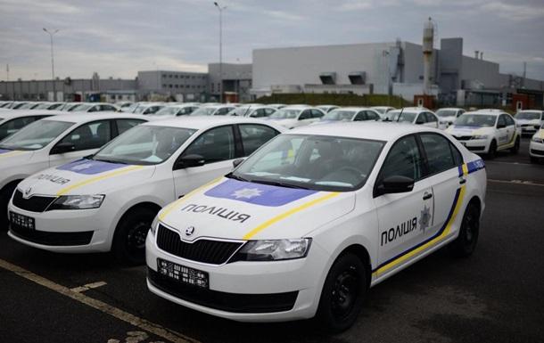 Нацполіція отримала 400 авто українського виробництва