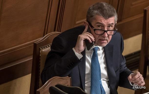 Прем єр-міністр Чехії позбавлений недоторканності