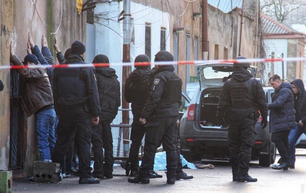 Стрілянина в Одесі: помер поранений поліцейський