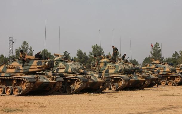 Туреччина пояснила військову операцію в Сирії