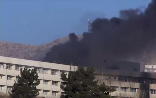 Теракт у Кабулі: загинули шість українців