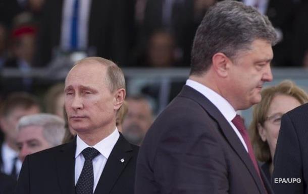 У Порошенка відреагували на заяву Пєскова