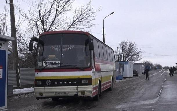 З явилися фото обстрілу автобуса на Донбасі