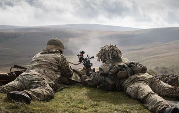 ЗМІ: Армія Британії поступається російській